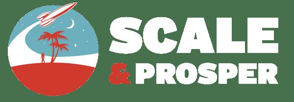Scale and Prosper Logo